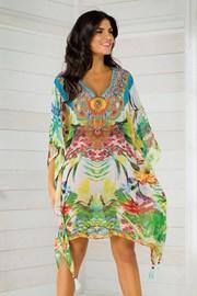 Dámske talianske plážové šaty Iconique IC8112
