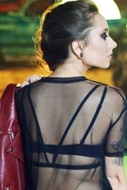 Ozdobné ramienka na chrbát Katie