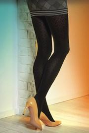 Vzorované pančuchové nohavice Loretta 116 50 DEN