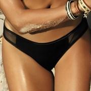 Spodný diel plaviek Mauritius Black