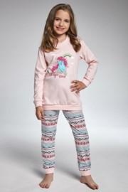 Dievčenské pyžamo Cornette Magic Time