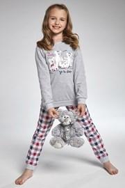 Dievčenské pyžamo Cornette My Family