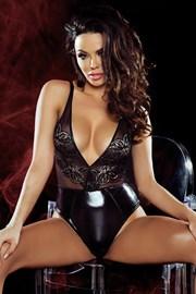 Luxusné erotické body Nathalie