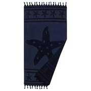 Plážová osuška Navy Star
