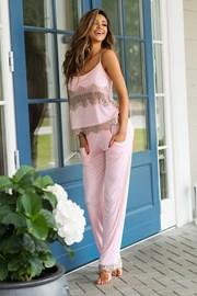 Dámske elegantné pyžamo Adell