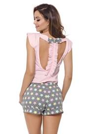 Dámske pyžamo Susane ružové