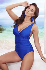 Dámske jednodielne plavky Sofia Blue