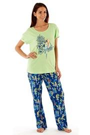 Dámske bavlnené pyžamo Parrot