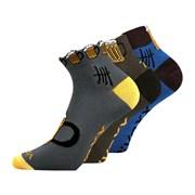 3 pack ponožiek Piff
