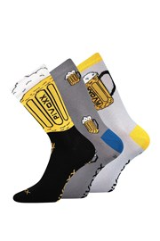 3 pack ponožiek Pivoxx
