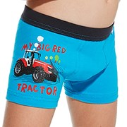 Chlapčenské boxerky Red tractor