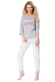 Dámske pyžamo Do you love