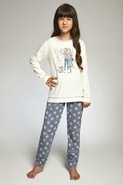 Dievčenské pyžamo Cornette Selfie