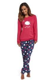 Dámske bavlnené pyžamo Sleep well