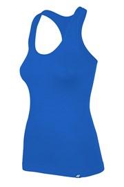 Dámske športové tielko 4F Easy Blue