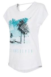 Dámske športové tričko 4f Ocean White