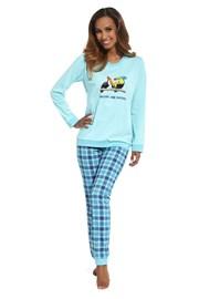 Dámske bavlnené pyžamo Toucan