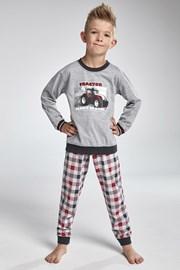 Chlapčenské pyžamo Cornette Tractor