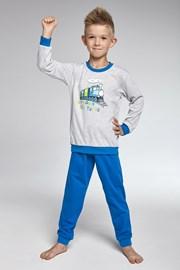 Chlapčenské pyžamo Cornette Train