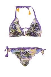 Dievčenské luxusné plavky Halle