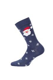 Pánske vzorované ponožky 971