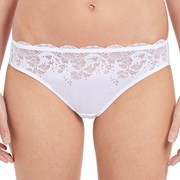 Nohavičky Wacoal Lace Affair White klasické
