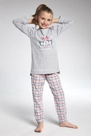 Dievčenské pyžamo Cornette Winter Day