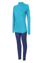 Dámsky funkčný komplet 4F Termo Dry tričko a spodky