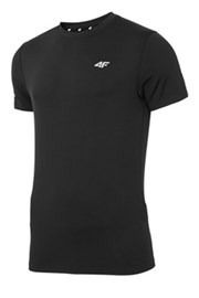 Pánske tričko 4F Dry Control Black