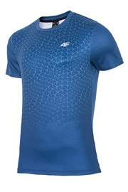 Pánske funkčné tričko 4F Dry Control Dynamic Blue