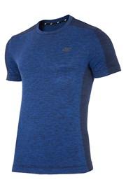 Pánske funkčné tričko 4F Dry Control Blue