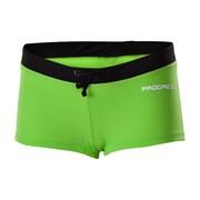 Dámske plavky Marina zeleno-čierne