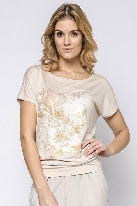 Dámske elegantné tričko Karlee