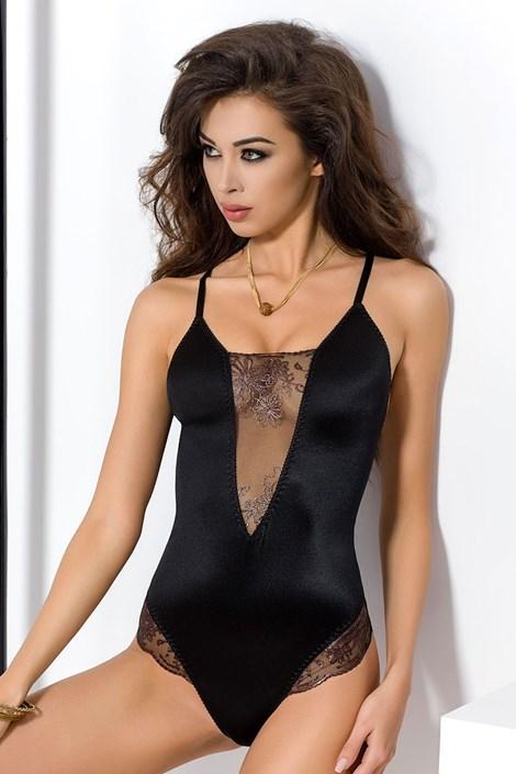 Elegantné body Brida Black