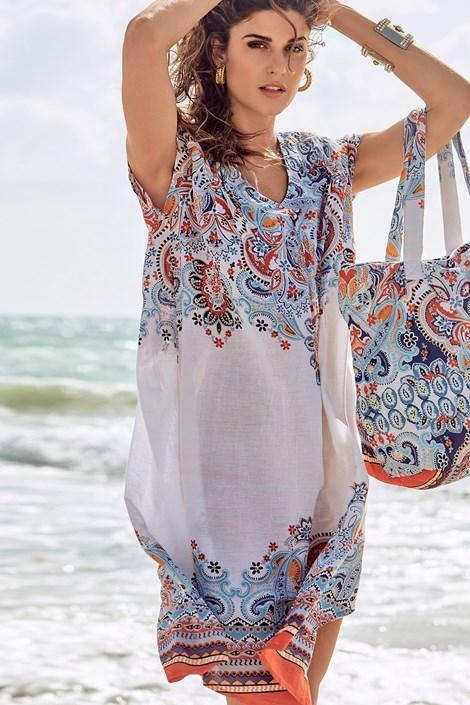 Dámske talianske letné šaty David Beachwear Jaipur