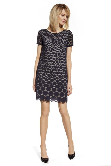 Dámske čipkované šaty Claribel