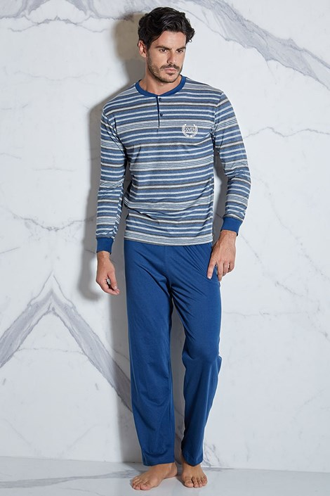 Pánske talianske pyžamo Valerio