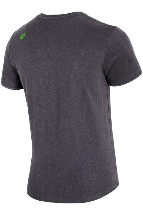Pánske značkové tričko 4F TSM00 Grey