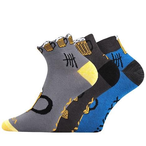3pack ponožiek Piff