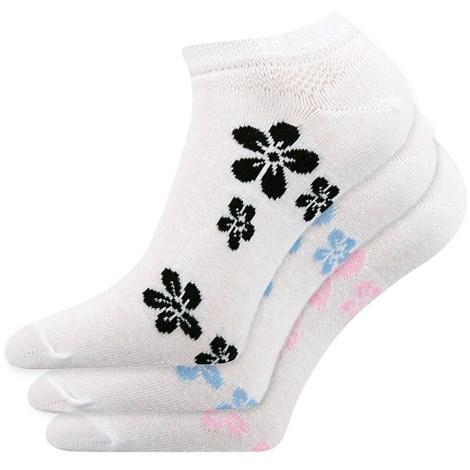 3pack ponožiek Piki A