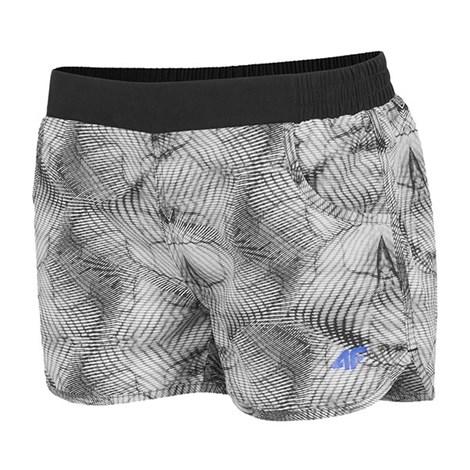 Dámske športové šortky 4f Streaky