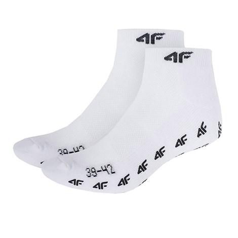 Dámske športové členkové ponožky 4f 2pack