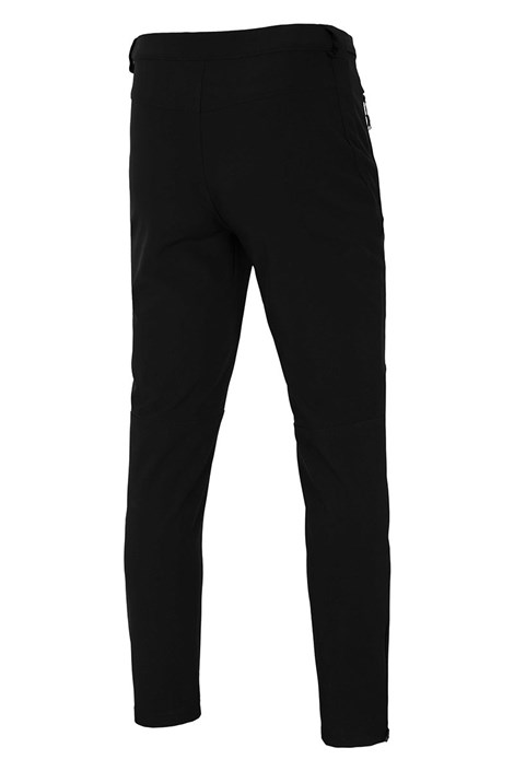 Pánske softshellové nohavice Black  906b60f7c7b