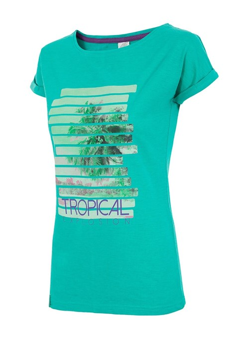 Dámske športové tričko 4f Tropical