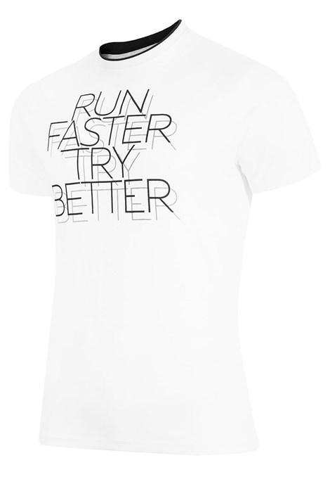 Pánske športové tričko 4F Run Faster