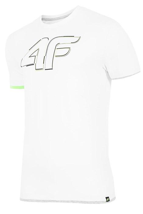Pánske športové tričko 4f White