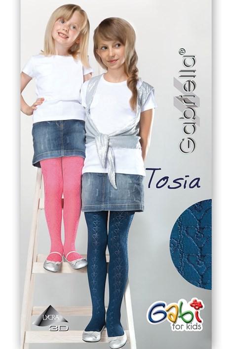 Dievčenské pančuchové nohavice Tosia