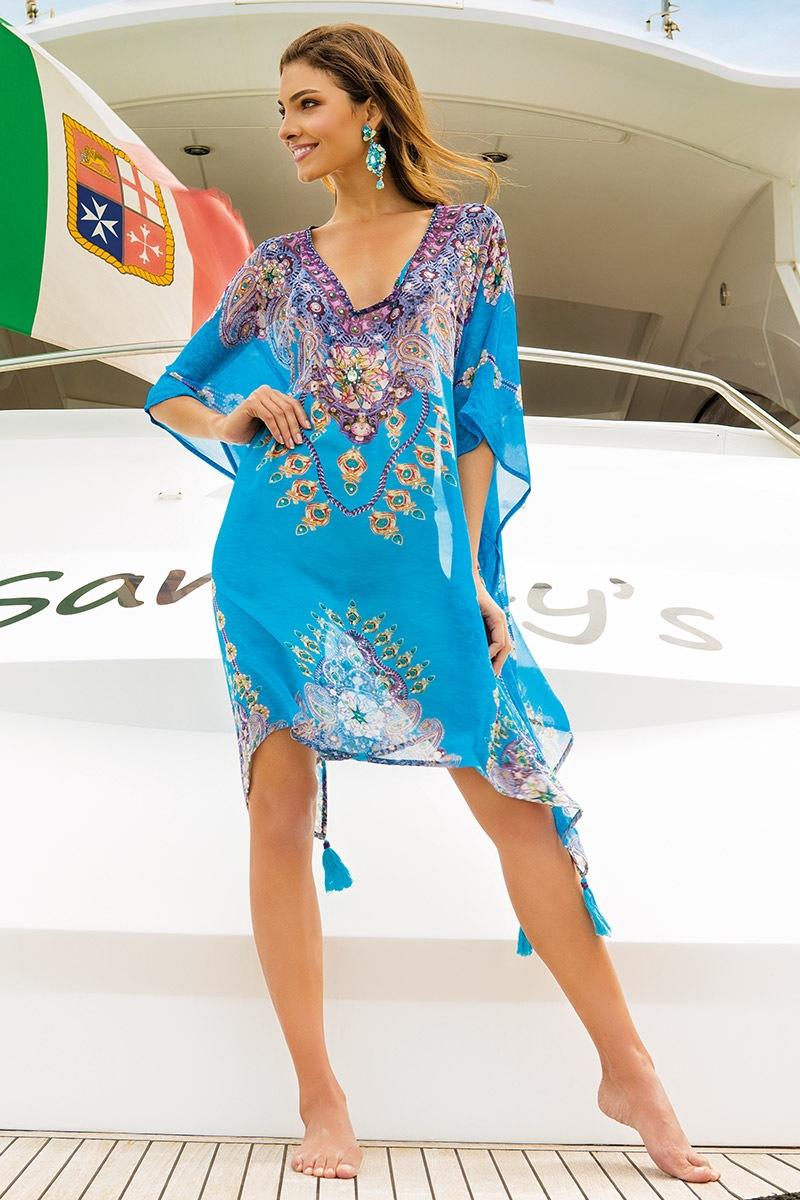 Dámske plážové šaty Camila z kolekcie Iconique  8fc5dc6ddb