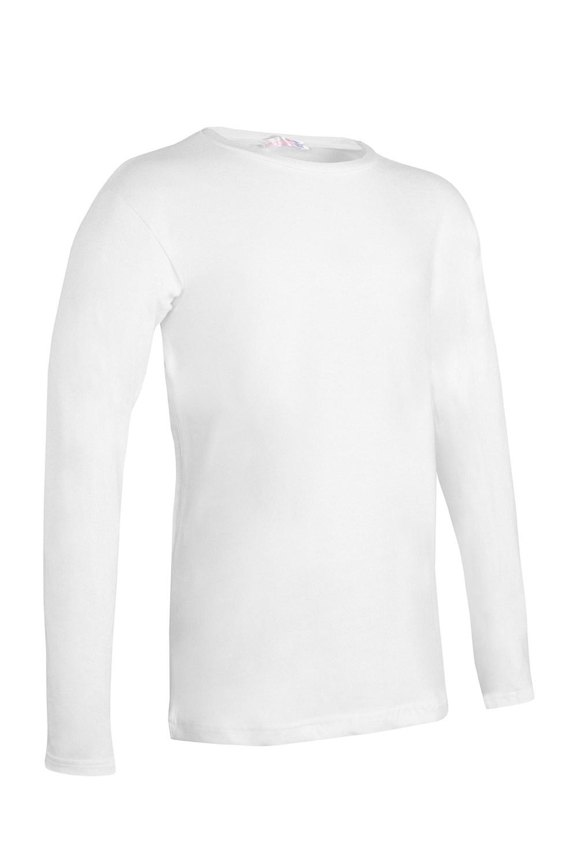 Detské bavlnené tričko s dlhým rukávom Jadea