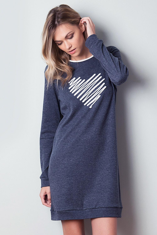 43c001d2af84 Dámska nočná košeľa Megan eshop Envie